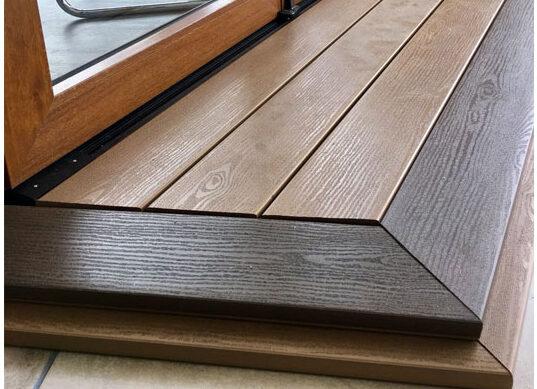 Deck PVC - WPC