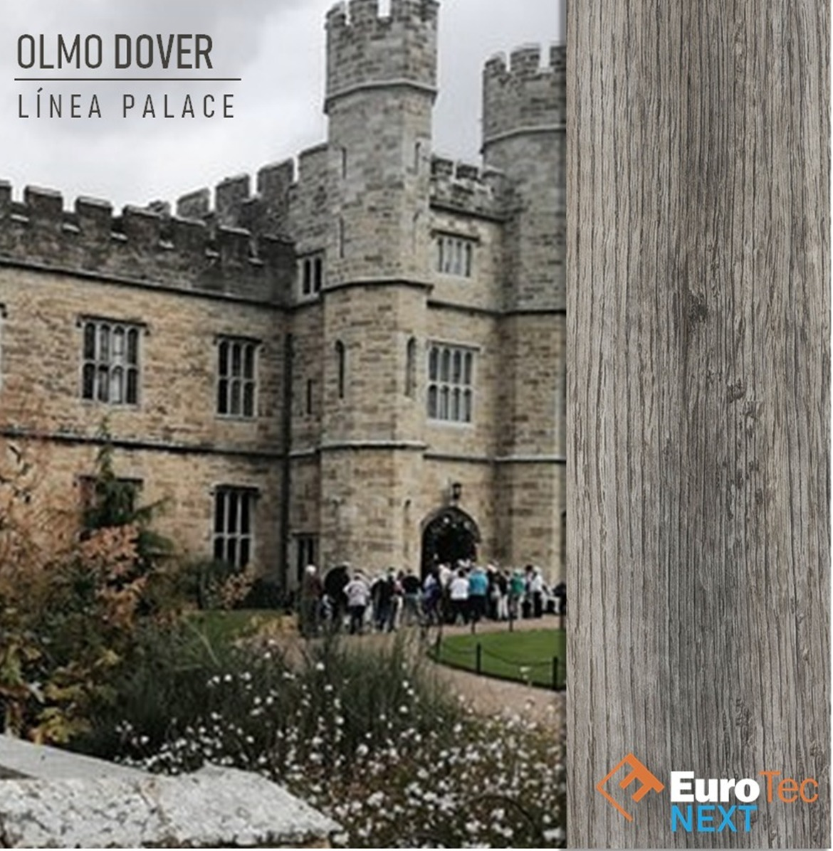 OLMO DOVER paleta de colores pisos - fábrica de aberturas de PVC QCERO.COM.AR